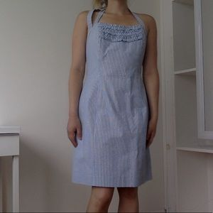 Lilly Pulitzer Maureen seersucker dress